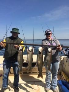 We catch Fish