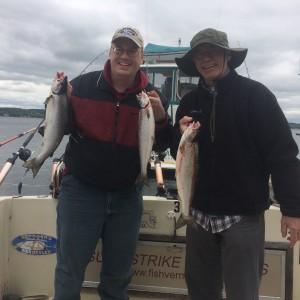 May 13 , 2015 Salmon