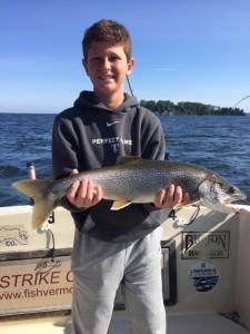 June 27 , 2015 Lake Trout