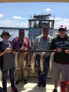 July 2 , 2015 Lake Trout