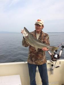 July 9 , 2015 Lake Trout
