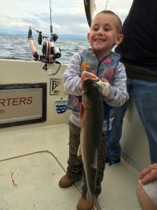July 18 , 2015 Lake Trout