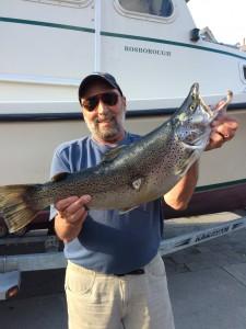Lake Champlain Record Brown Trout