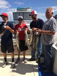 July 23 , 2015 Lake Trout