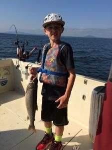 July 28 , 2015 Lake Trout