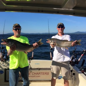 August 2 , 2015 Lake Trout