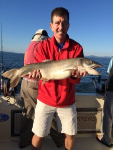 August 9 , 2015 Lake Trout
