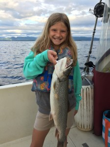August 13 ,2015 Lake Trout