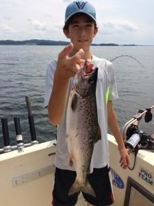 August 15 , 2015 Salmon