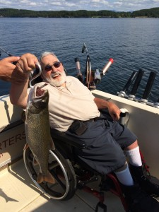 August 28 , 2015 Lake Trout