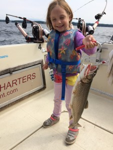 August 29 , 2015 Lake Trout