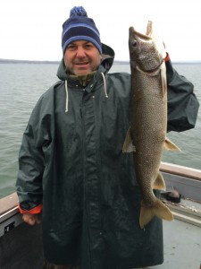 April 08, 2016 Lake Trout