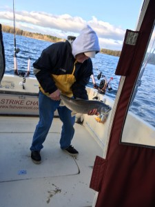 May 09 , Lake Trout