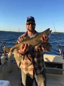 July 4 , 2016 Lake Trout