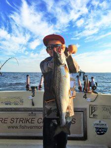 August 3, 2016 Salmon