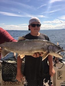 August 17 , 2016 Lake Trout
