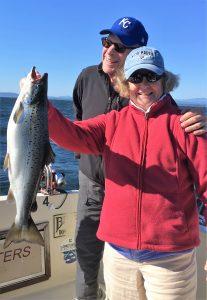 August 23 , 2016 Salmon