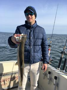 May 4 , 2017 Lake Trout