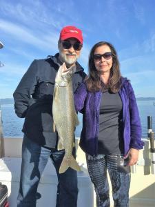May 28 , 2017 Lake Trout